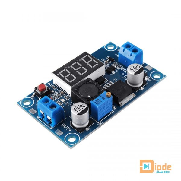 Module LM2596S with LCD