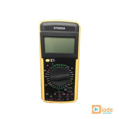 Digital Multimeter Victor VC97