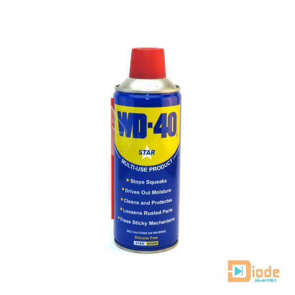 Lubricating spray WD-40