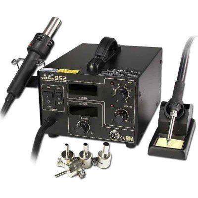 Heater-soldering Gordak 952