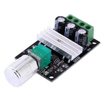 Control speed DC Motor 3A module