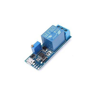 NE555 DC 12V Delay Timer Switch Adjustable Module