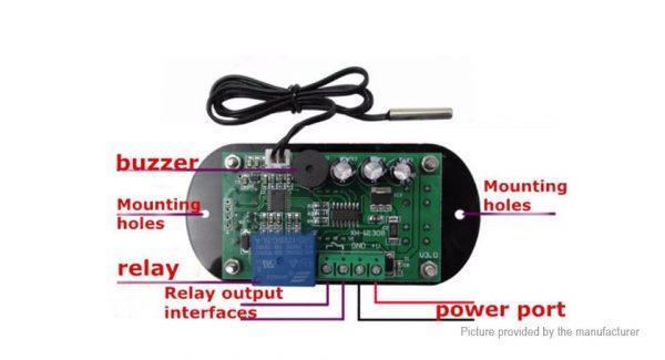 XH-W1308 thermostat