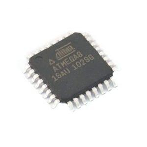 آی سی میکروکنترلر ATmega8 SMD