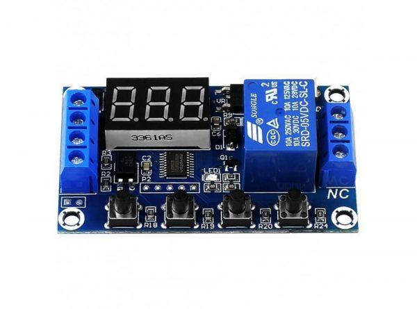 jz-801 timer module
