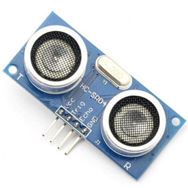 srf04-Ultrasonics-module